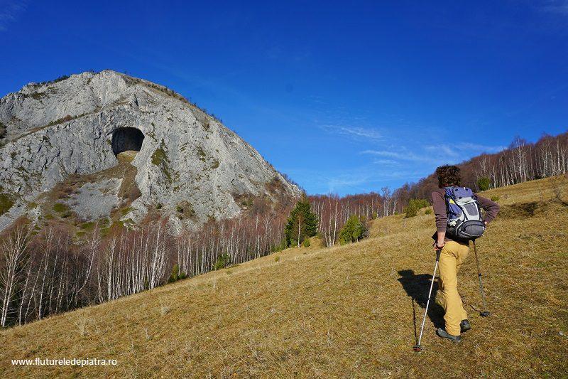 peștera Coșul Boului, Scărița Belioara