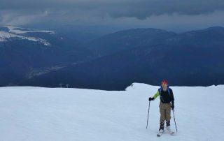 schi de tură Sinaia, Cota 2000