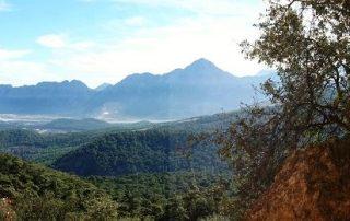 escaladă lângă Antalya și Geyikbayiri, Turcia