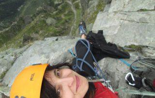 Irina Goia, alpinista