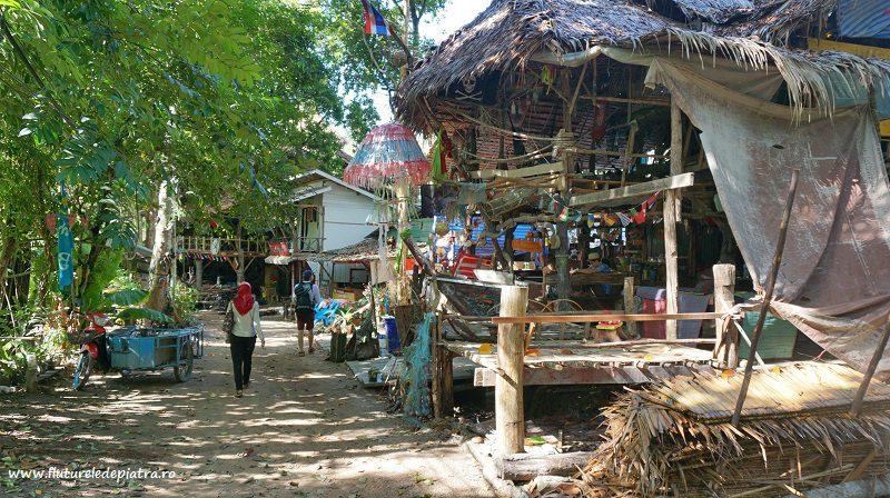 tonsai baruri cu substante narcotice, droguri, marijuana, krabi thailanda