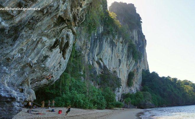Escaladă în sudul Thailandei – de-a v-ați ascunselea cu soarele