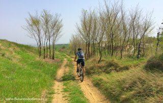 traseu bicicleta Buzau, Sărata Monteoru