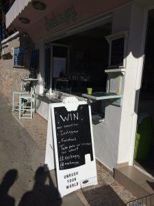 comerțul cu dedicație pentru cățărători înflorește în Kalymnos
