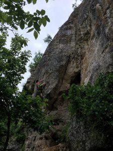 escalada Koshov Milkovata Bulgaria - Mati
