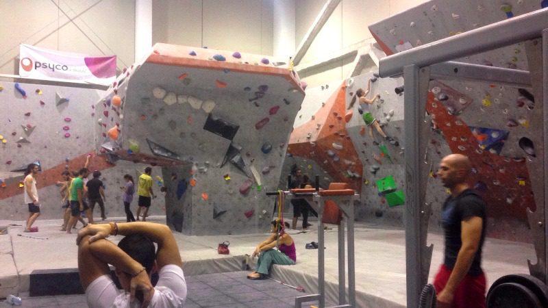 Sala de bouldering din Lleida - Boulder Indoor