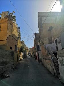 Străduțe înguste, Amman