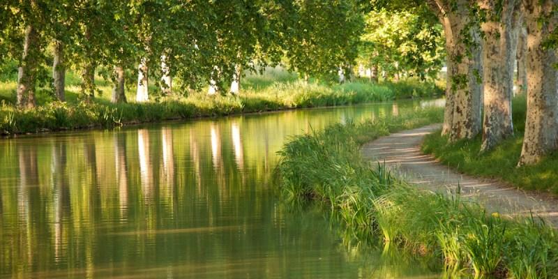 Le plaisir de naviguer sur le Canal du midi