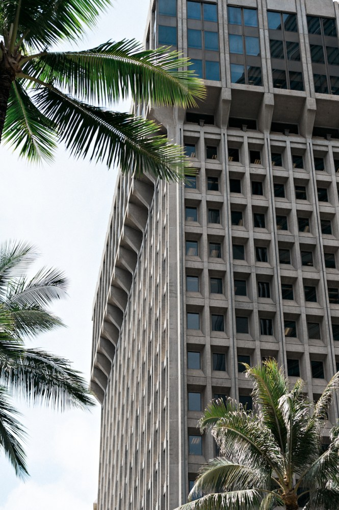 FLUX Brutalism Honolulu