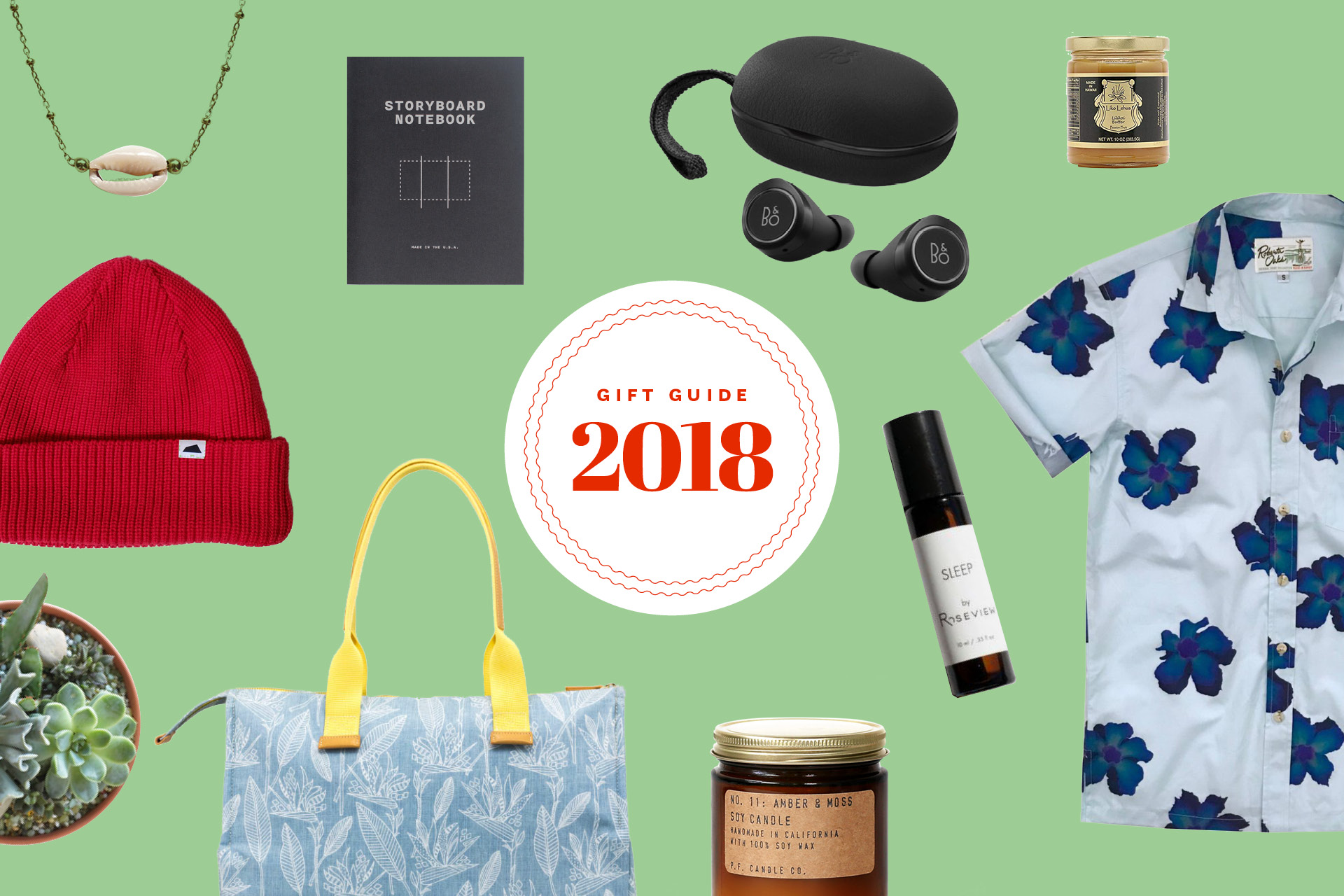 Our Picks: The 2018 Gift Guide