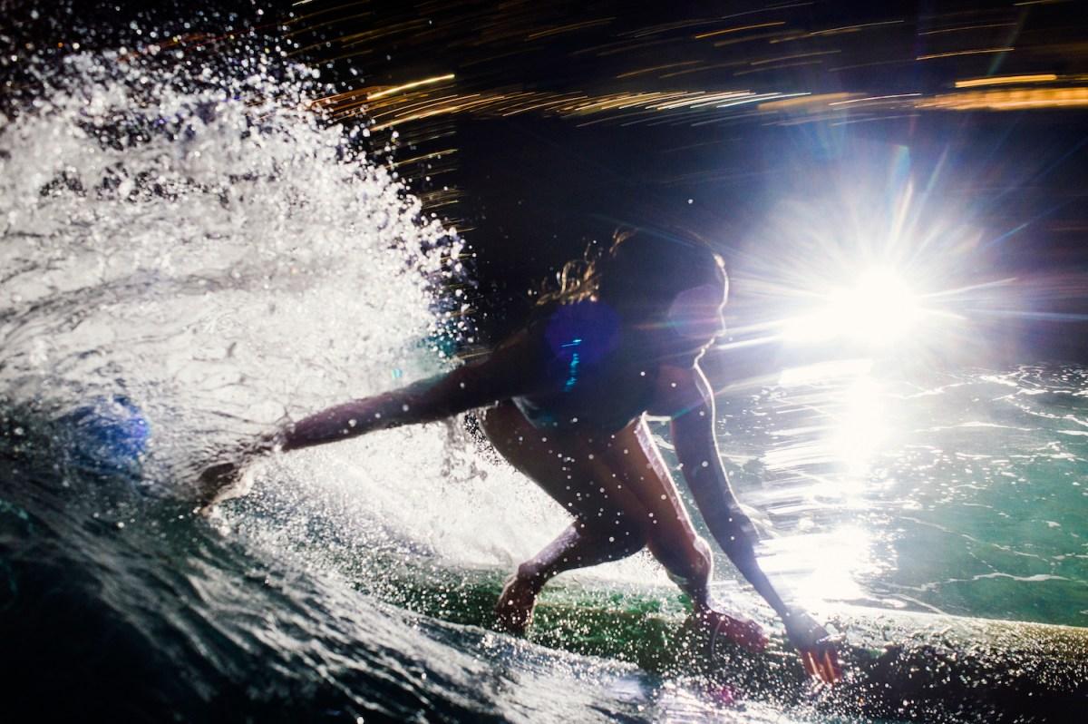 FLUX Night Surfing