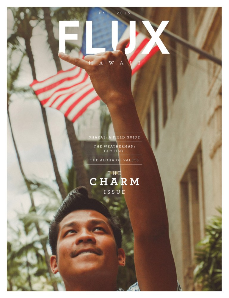 FLUX Cover of Issue 23: Charm