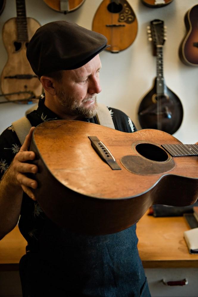 luthier kilin reece