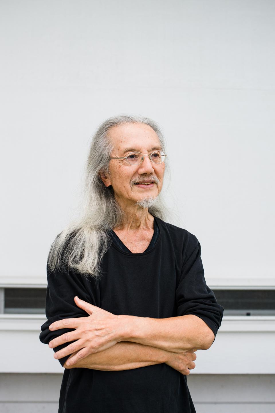 portrait of masami teraoka