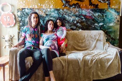 multiethnic families FLUX hawaii