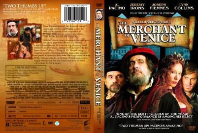 """The Merchant of Venice"", 2006, DVD Amaray, with KustomCreative.com"