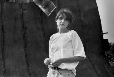 """""""Gael"""", 1989, Untold Stories series, Richmond, Va, Gelatin Silver Print"""