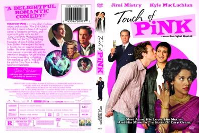"""Touch of Pink"", 2005, DVD Amaray (unpublished alternate), with KustomCreative.com"