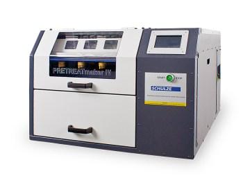 Schulze PRETREATmaker IV Pretreatment Machine