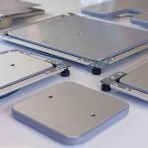 Snap-On Platen 33x27cm Hoodie - Polyprint TexJet echo² Direct To Garment Printer