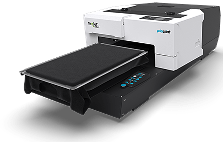 Polyprint TexJet echo² DTG Printer