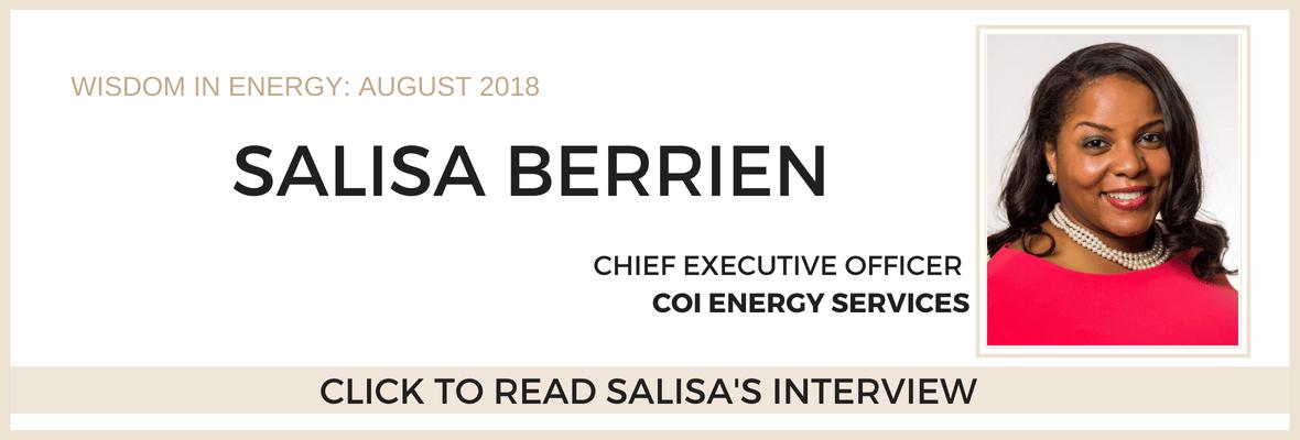 Salisa Berrien Homepage Banner