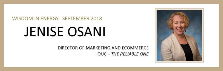 Jenise Osani Announcement Box
