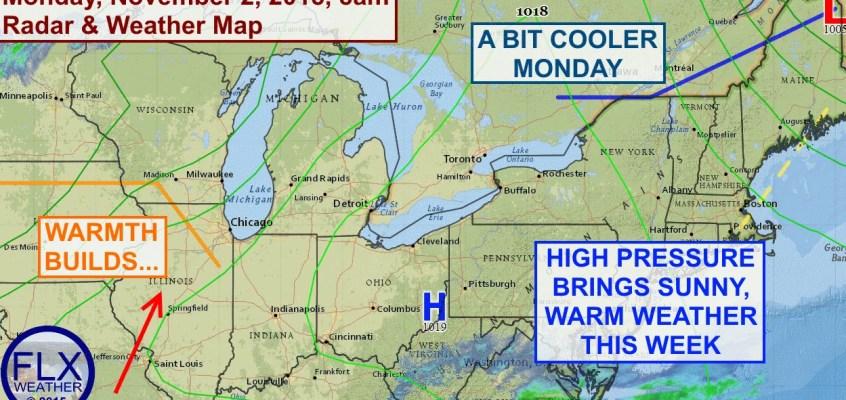 finger lakes weather forecast november 2, 2015