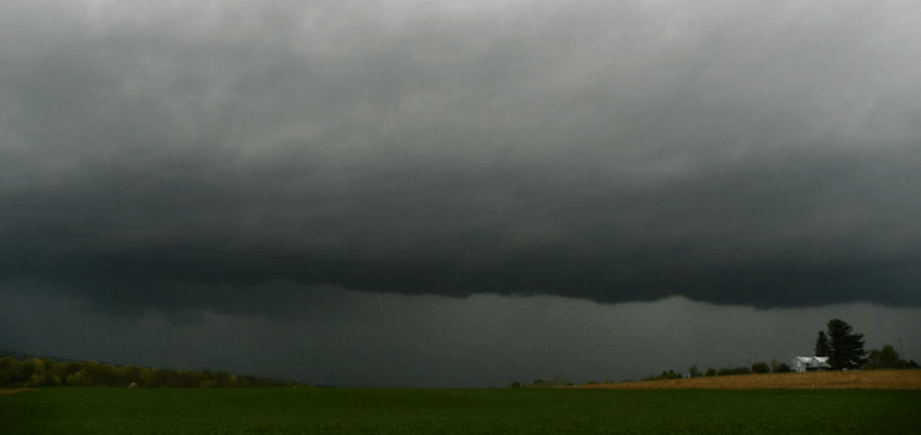 finger lakes weather forecast strong thunderstorms