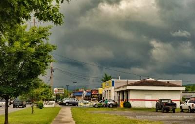 ithaca funnel cloud june 6 2017