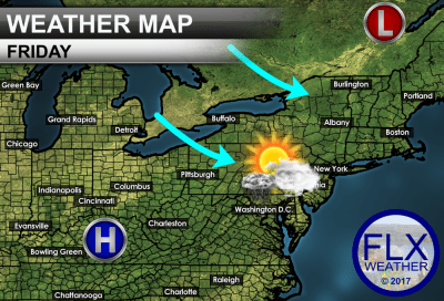 finger lakes weather forecast weather map friday june 2