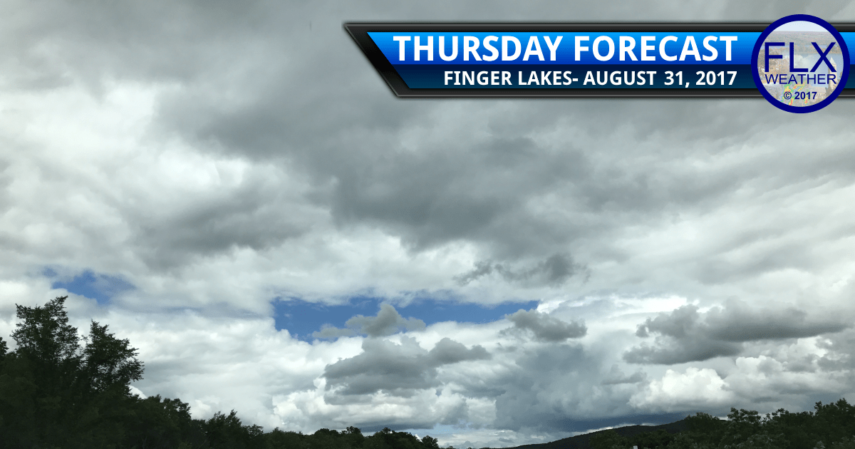 finger lakes weather forecast cool labor day weekend harvey rain