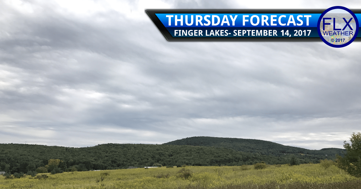 finger lakes weather forecast rain downpour flooding