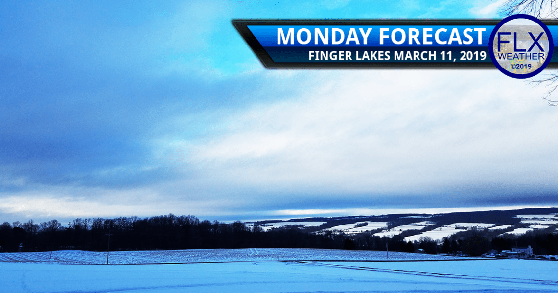 finger lakes weather forecast monday march 11 2019 cool snow warm up