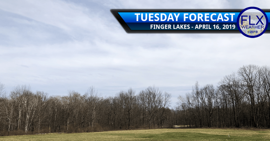 finger lakes weather forecast tuesday april 16 2019 sun clouds rain warmer warm front