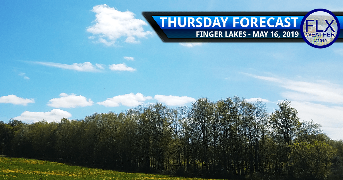 finger lakes weather forecast thursday may 16 2019 sun clouds rain tonight weekend weather