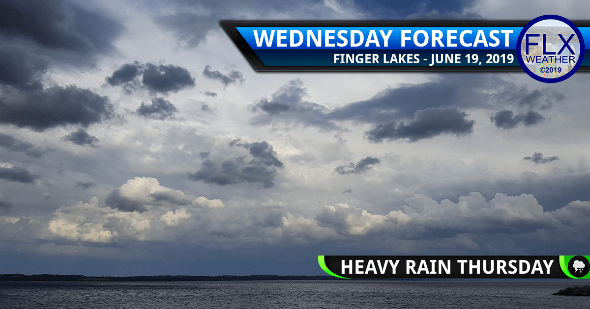 finger lakes weather forecast wednesday june 19 2019 thursday june 20 2019 flash flooding heavy rain