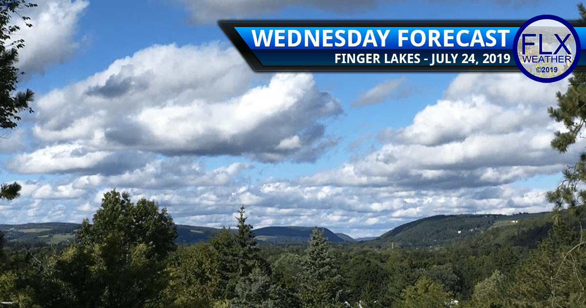 finger lakes weather forecast wednesday july 24 2019 sunny comfortable low humidity morning fog weekend weather outlook