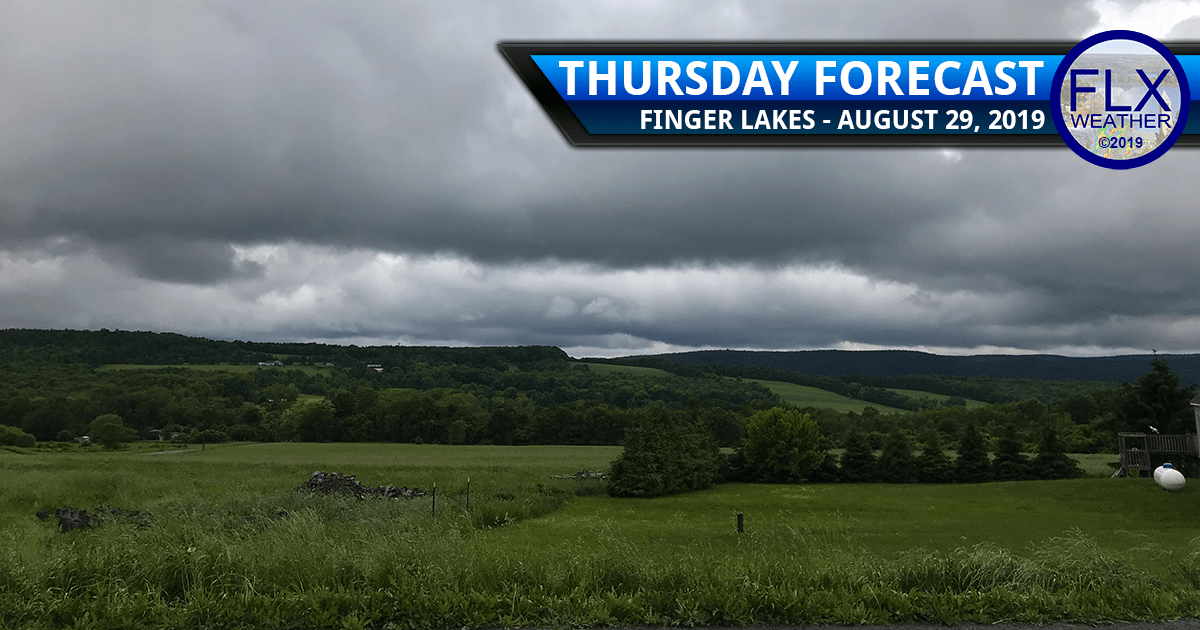 finger lakes weather forecast thursday august 29 2019 morning sun afternoon clouds clear overnight windy labor day weekend forecast