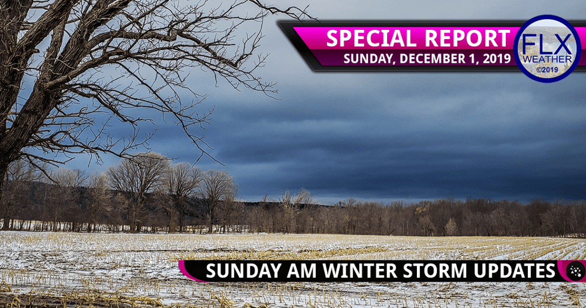 finger lakes weather forecast sunday december 1 2019 winter storm sleet snow ice snow amounts