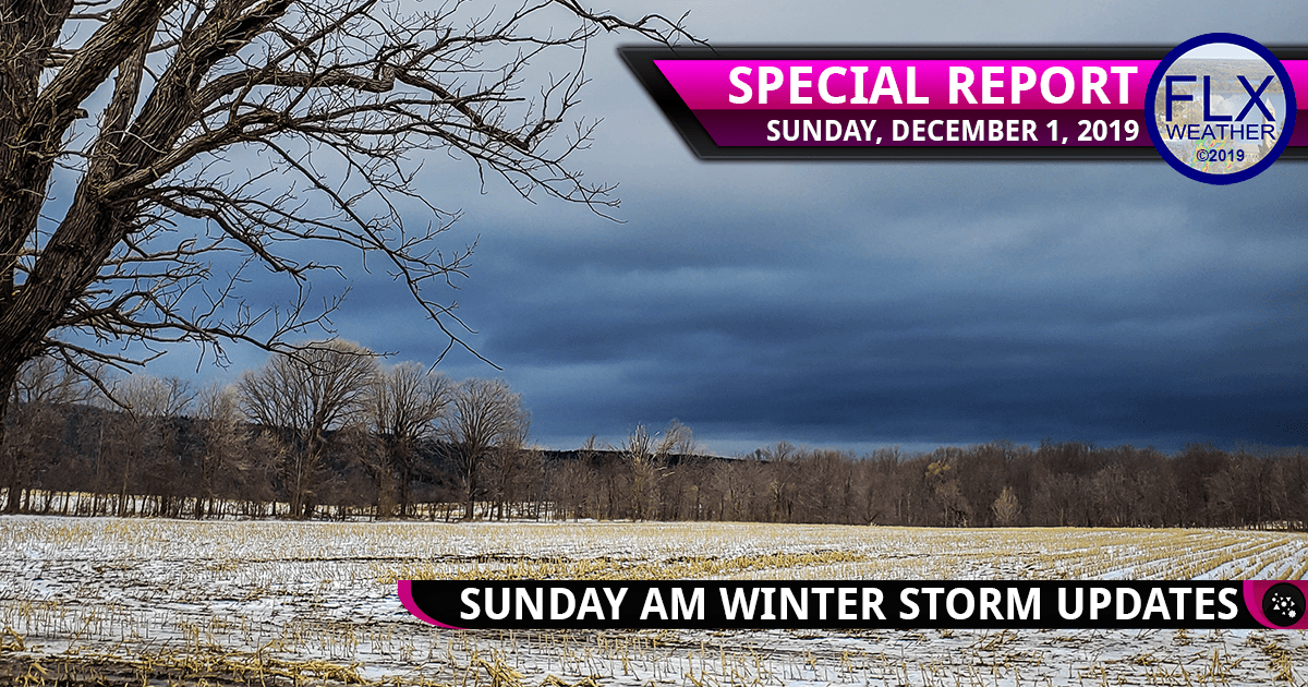 finger lakes weather forecast sunday december 1 2019 winter storm sleet snow ice snow amounts