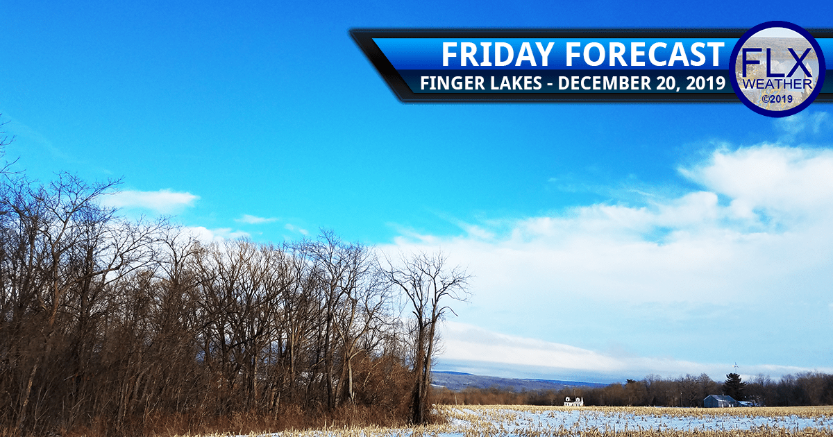 finger lakes weather forecast friday december 20 2019 sunny dry cold weekend forecast