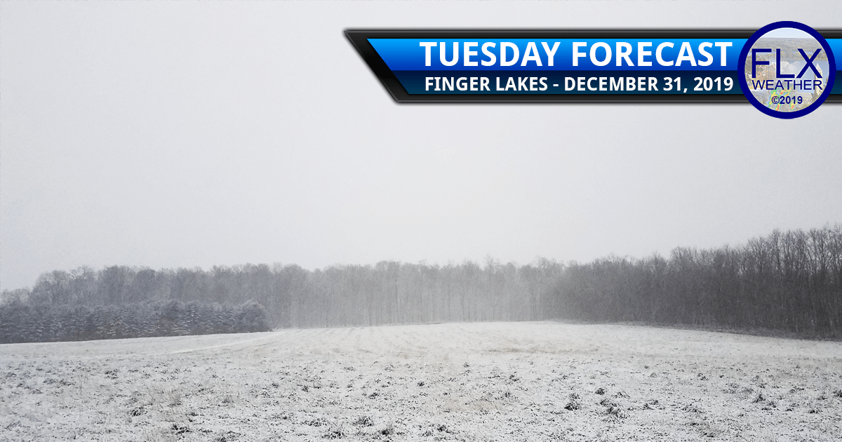 finger lakes weather forecast tuesday december 31 2019 new years eve snow