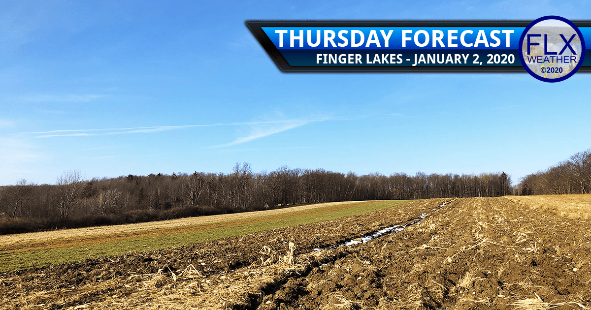 finger lakes weather forecast thursday january 2 2020 sunny mild weekend snow