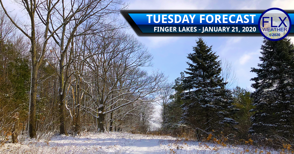 finger lakes weather forecast tuesday january 21 2020 sun clouds flurries cold weekend storm hype