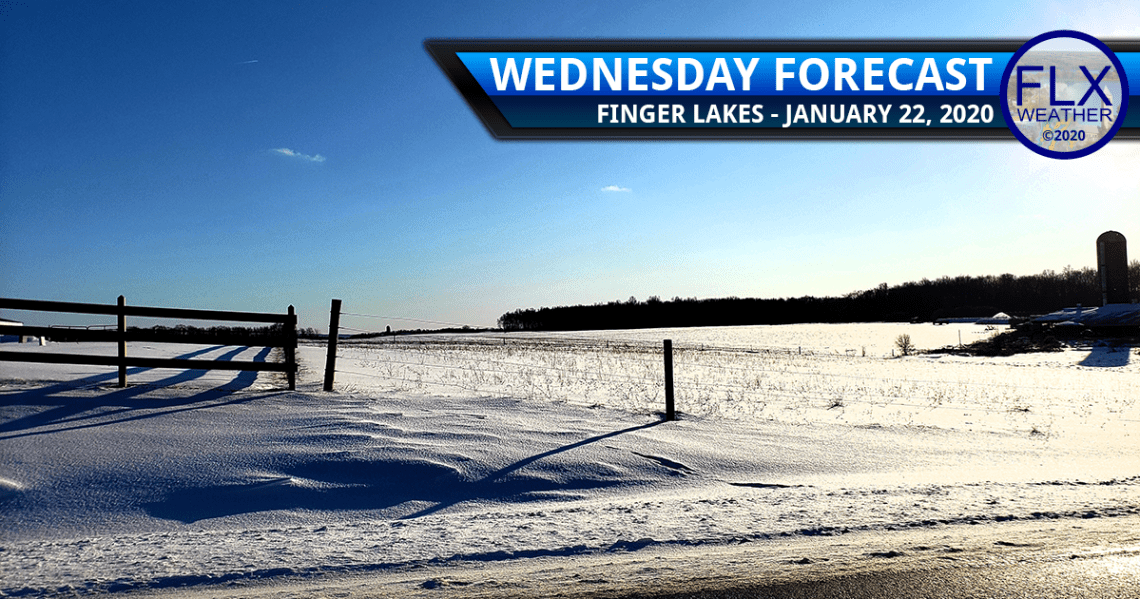 finger lakes weather forecast wednesday january 22 2020 sunny cold warming trend weekend snow storm