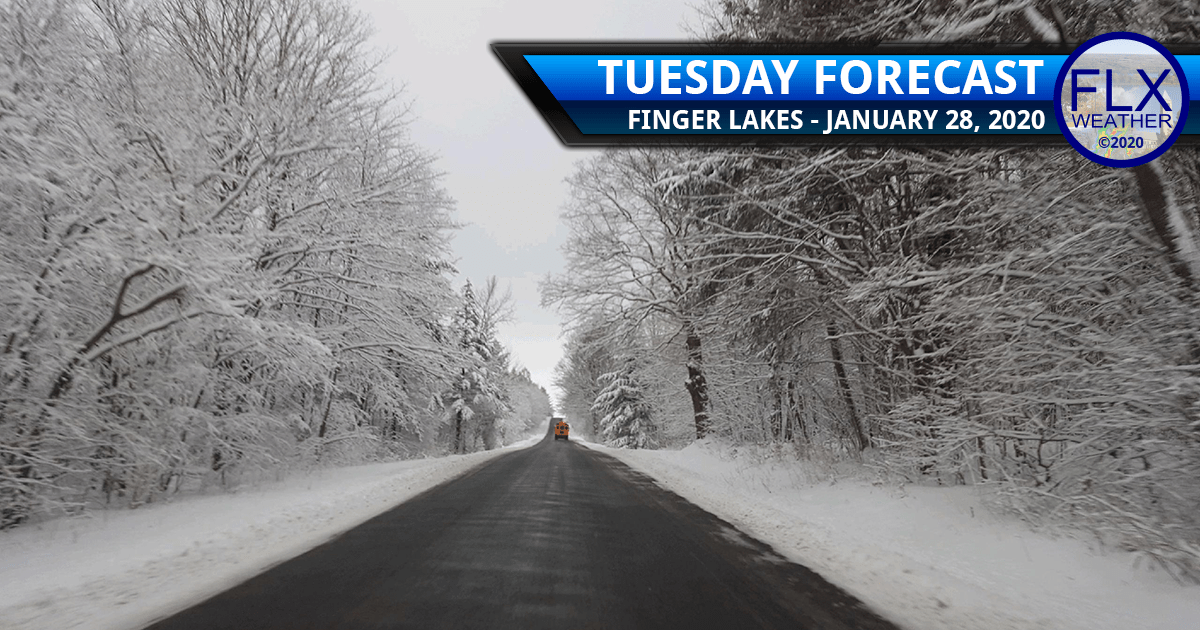 finger lakes weather forecast tuesday january 28 2020 cloudy flurries snow