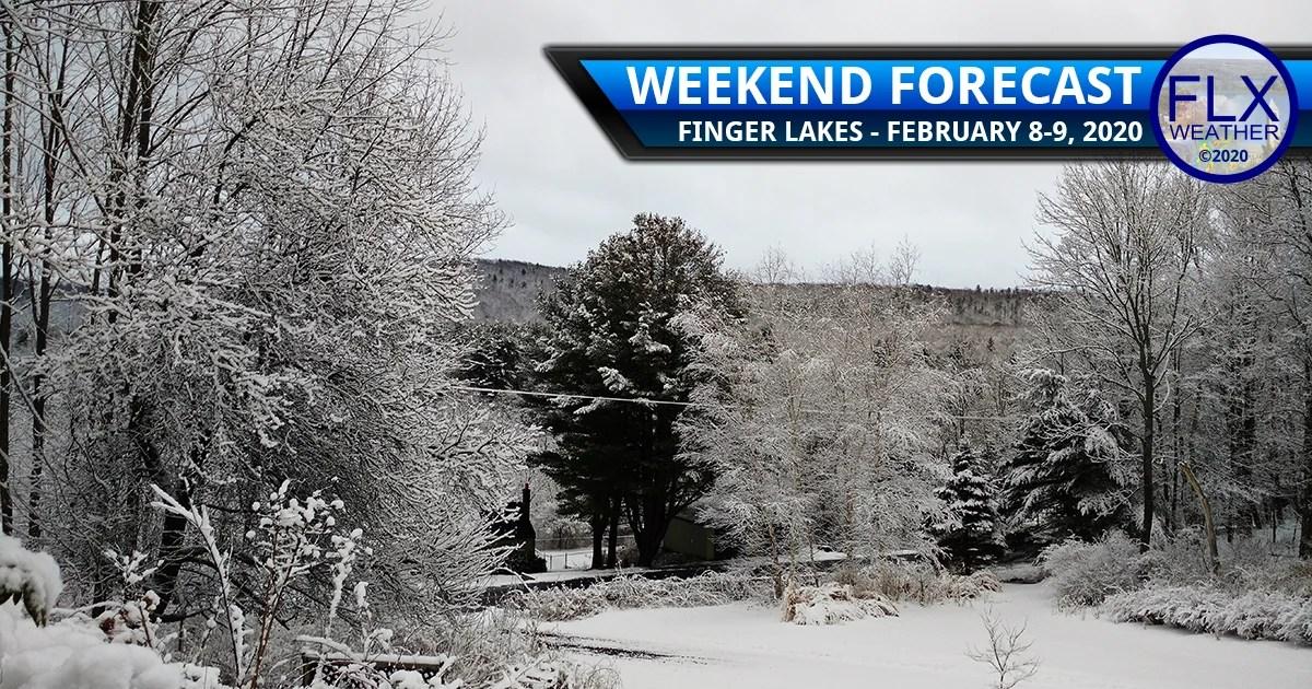 finger lakes weather forecast saturday february 8 2020