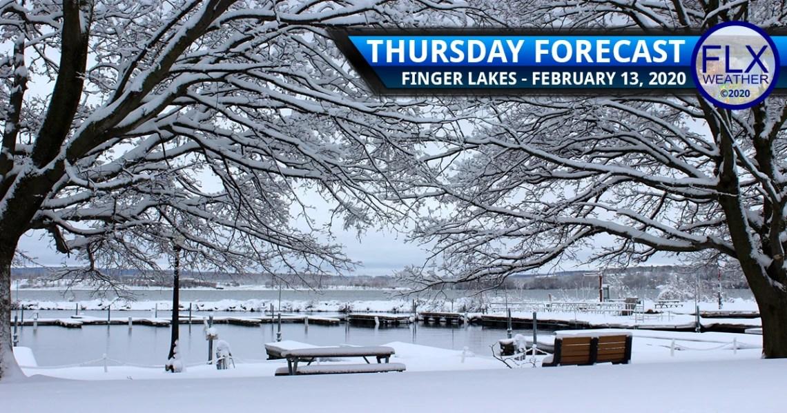 finger lakes weather forecast thursday february 13 2020
