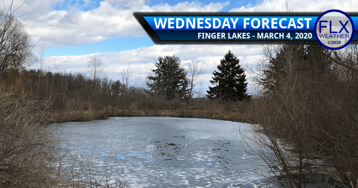 finger lakes weather forecast wednesday march 4 2020